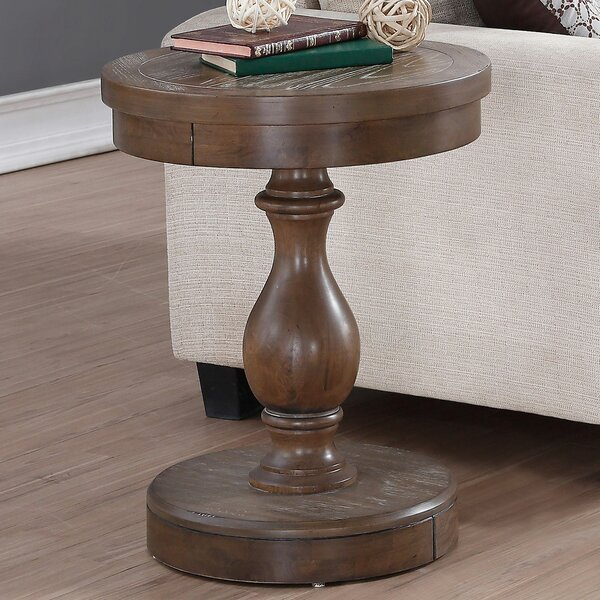 Fortunat End Table by Laurel Foundry Modern Farmhouse