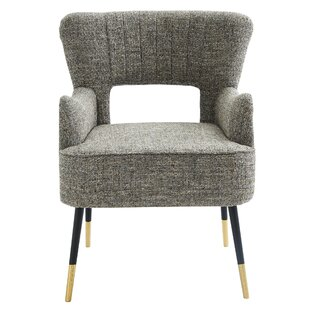 Guerrier Mid Century Armchair by Ivy Bronx