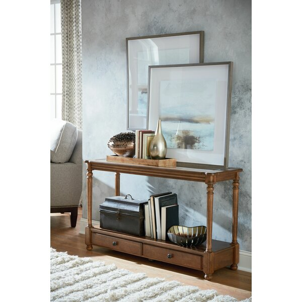 Charlton Home Glass Console Tables