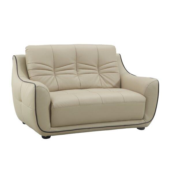 Free Shipping Henthorn Upholstered Living Room Loveseat