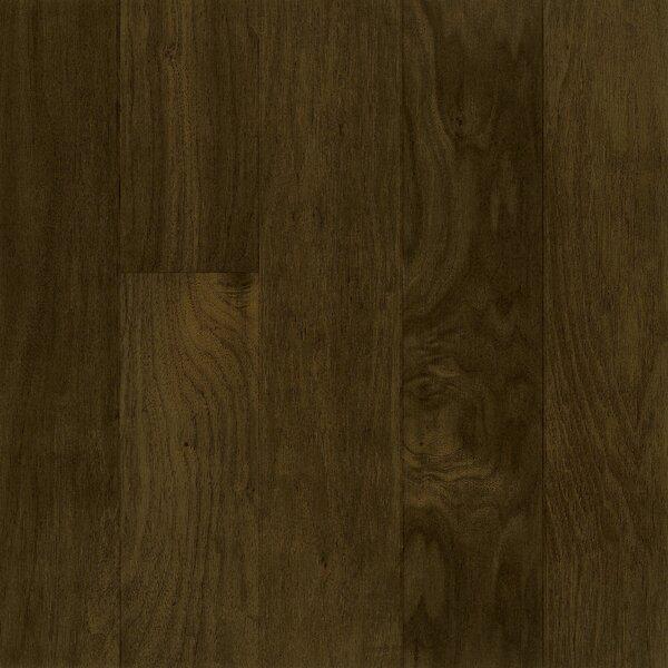 5 Engineered Walnut Hardwood Flooring in Deep Twilight by Armstrong Flooring