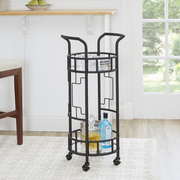 Paschall Bar Cart by Brayden Studio Brayden Studio