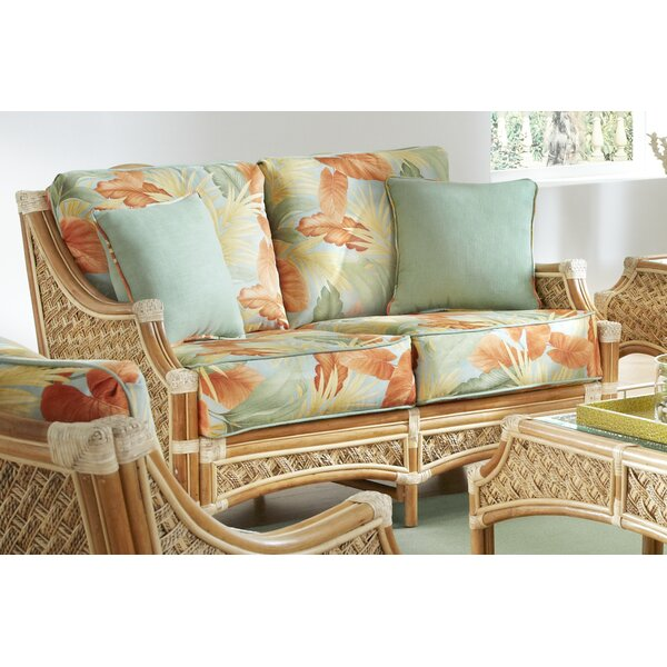 Fresh Look Schmitz Loveseat by Bay Isle Home by Bay Isle Home
