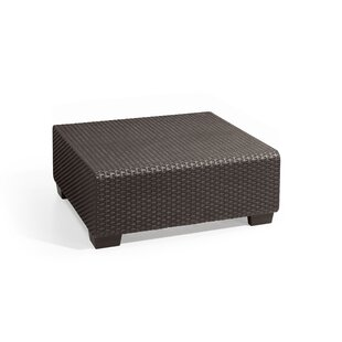 Mcguffin Resin Wicker Coffee Table By Ivy Bronx