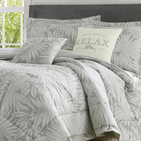 Floreanna Cotton Reversible Comforter Set