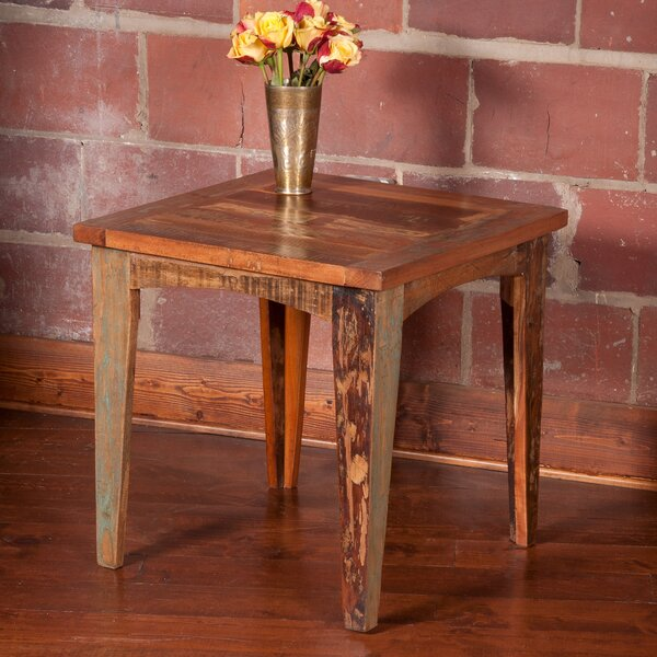Cates End Table by Millwood Pines