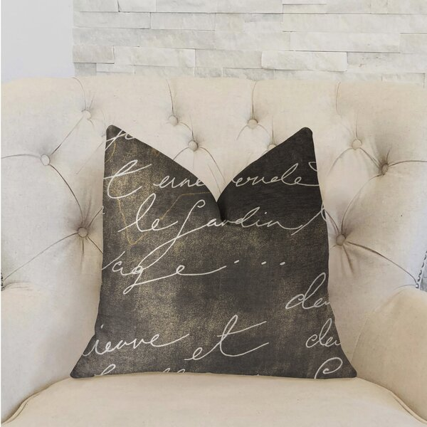 Grindle Luxury Pillow by Red Barrel Studio