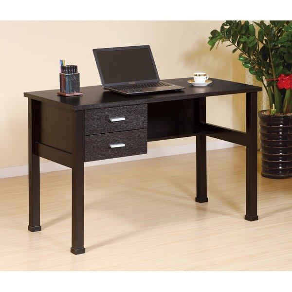 Kakarla Wooden Workstation Credenza desk