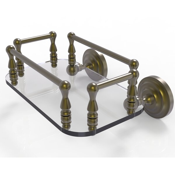 Que New Wall Mount Soap Dish by Allied Brass