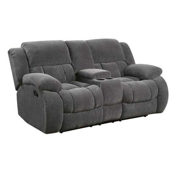 #2 Bolander Reclining Loveseat By Red Barrel Studio Today Only Sale