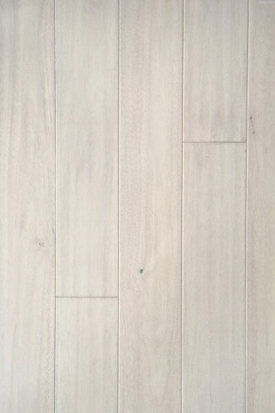Euro Bistro 5 Engineered Seringa Hardwood Flooring in Polar by Meritage Hardwood