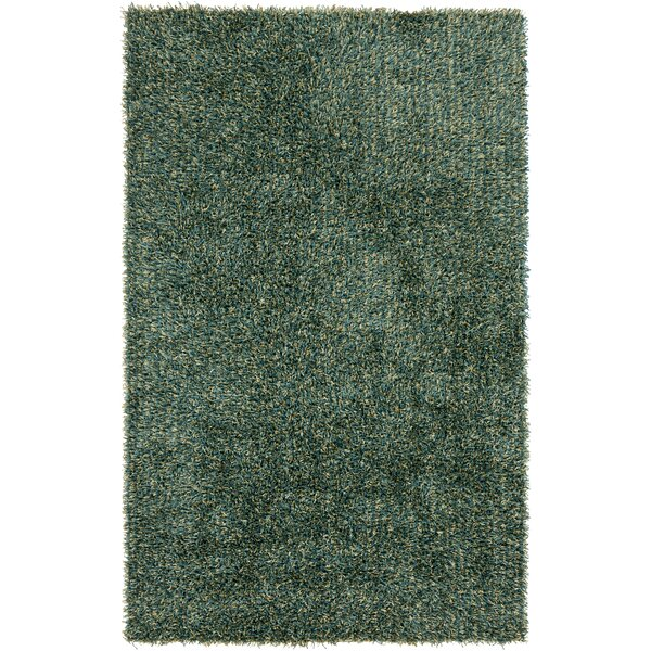 Ochoa Teal Rug by Ebern Designs