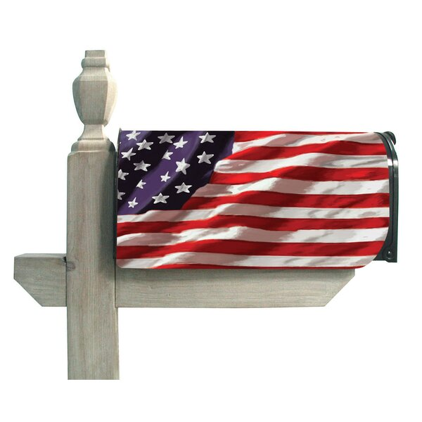 America Mailbox Cover by Evergreen Flag & Garden