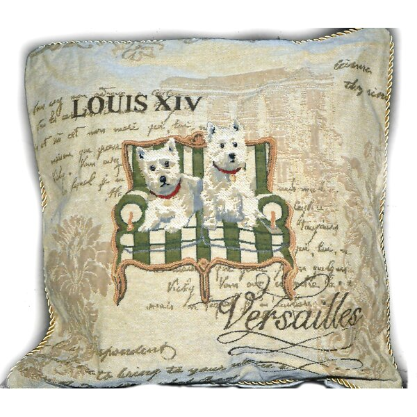 Nesrine Decorative Throw Pillow Cover by August Grove