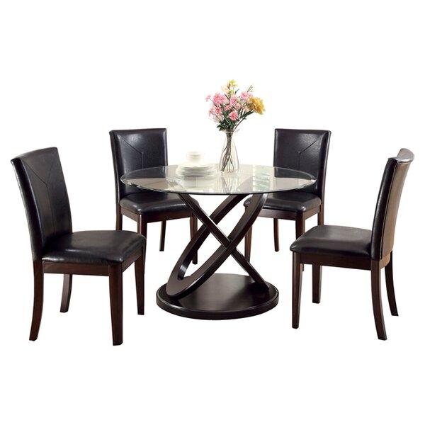 Ollivander 5 Piece Dining Set by Hokku Designs