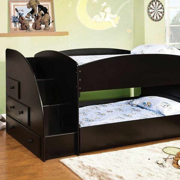 Okehampt Twin Bunk Bed by Harriet Bee