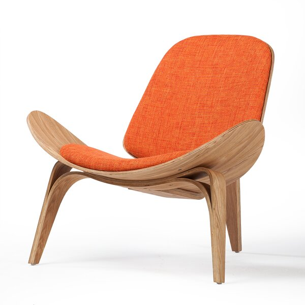 Lucas Lounge Chair by Corrigan Studio