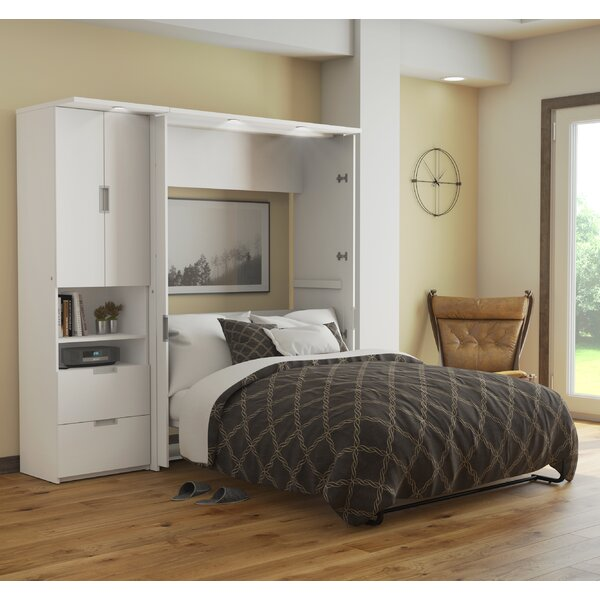 Loyalton Storage Murphy Bed by Latitude Run Latitude Run
