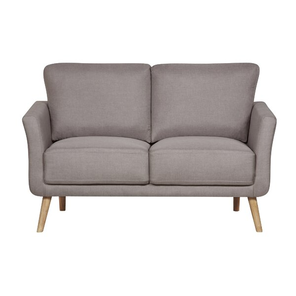 Modern Fabric Loveseat by Container
