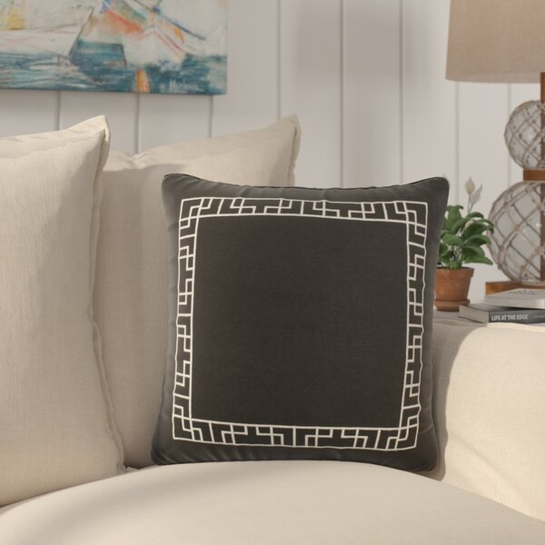 Southlake Cotton Throw Pillow by Bay Isle Home