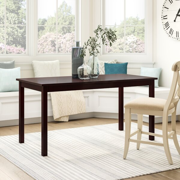 Woodville Dining Table by Winston Porter
