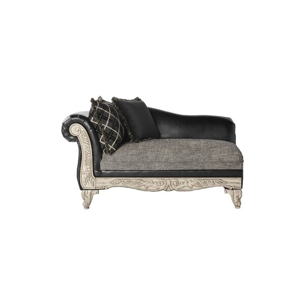 Hiroko Chaise Lounge by Astoria Grand