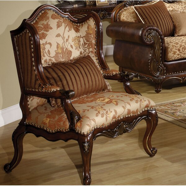 Shenna Wingback Chair by Astoria Grand