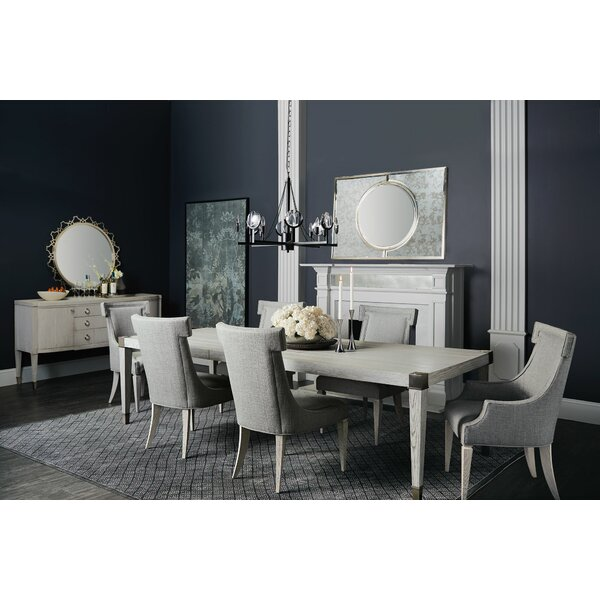 Domaine 7 Piece Extendable Solid Wood Dining Set by Bernhardt