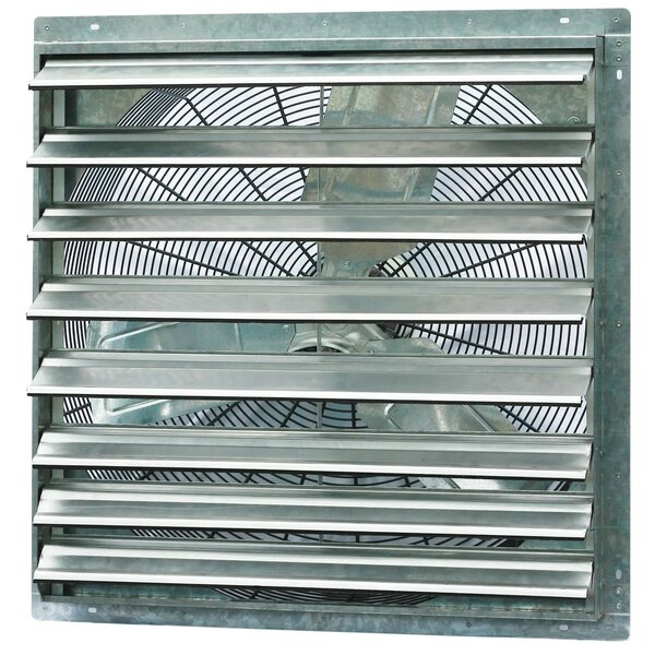 5000 CFM Bathroom Fan with Variable Speed by iLIVING