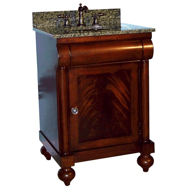 John Adams 24 Single Bathroom Vanity Set by Kaco International