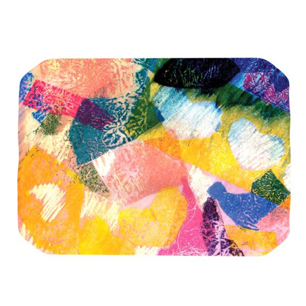 Texture Placemat by KESS InHouse