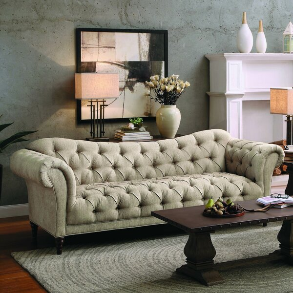 Get Premium Burna Sofa by Willa Arlo Interiors by Willa Arlo Interiors