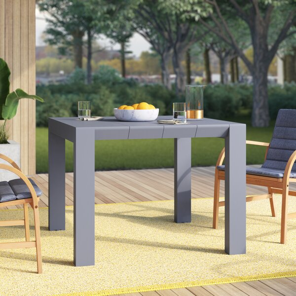 Curnutt Extendable Dining Table by Mercury Row