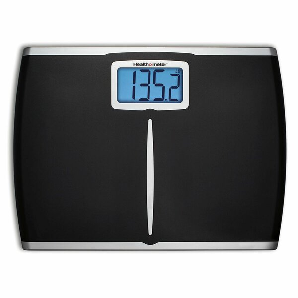 Health O Meter Extra Wide Weight Tracking Scale by Jarden Home Environment