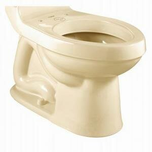 Williamsburg Champion Right Height 1.6 GPF Elongated Toilet Bowl by American Standard