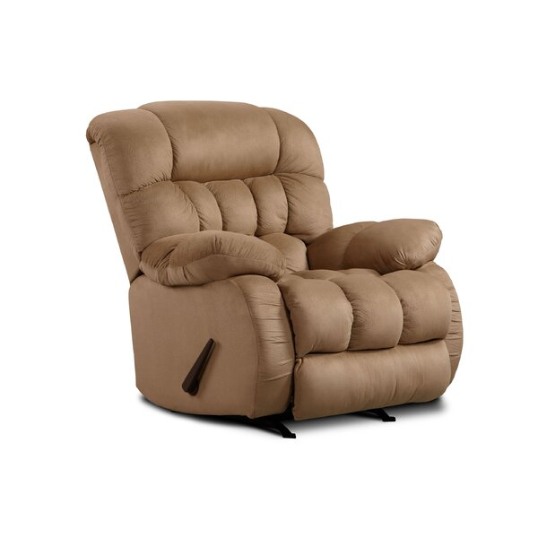Ohman Manual Recliner Red Barrel Studio W000693547