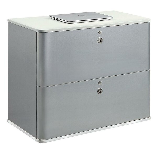 Brilliant 2-Drawer Lateral Filing Cabinet