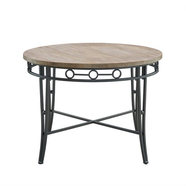 Benedetto Dining Table By World Menagerie New Design