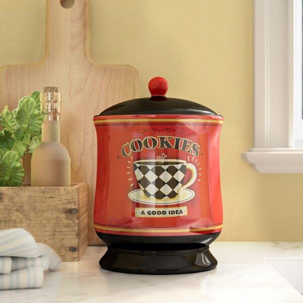 Styers Cookie Jar by Red Barrel Studio