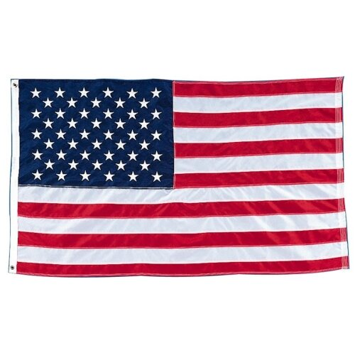 Nylon American Traditional Flag by Baumgartens