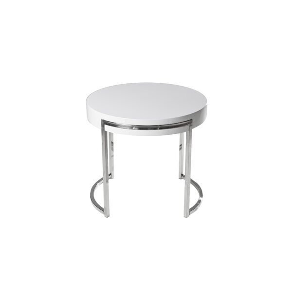 Remi End Table by Brayden Studio