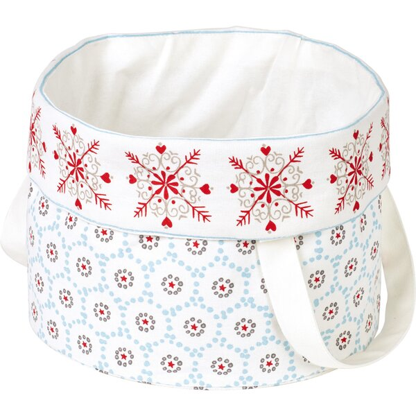 Bread Basket Winter Dotty by The Holiday Aisle