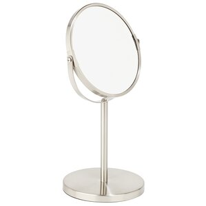 Bulfinch Dual Sided Vanity Mirror by Charlton Home