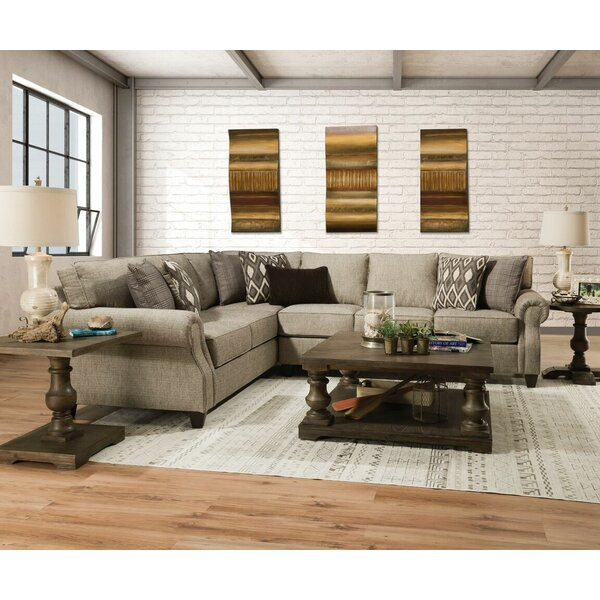 Maysville Sectional by Brayden Studio