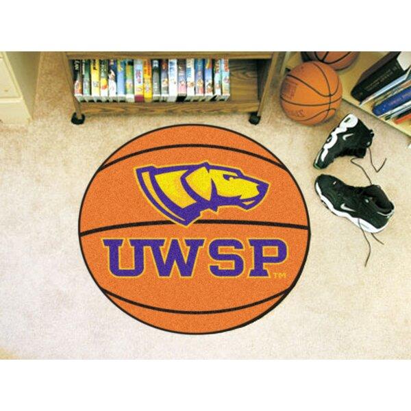 NCAA University Of Wisconsin-Stevens Point Basketball Mat by FANMATS
