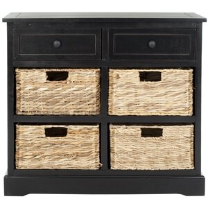 Sutherland 6 Drawer Chest by Beachcrest Home