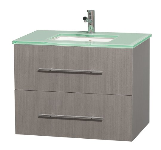 Centra 30 Single Bathroom Vanity by Wyndham Collection