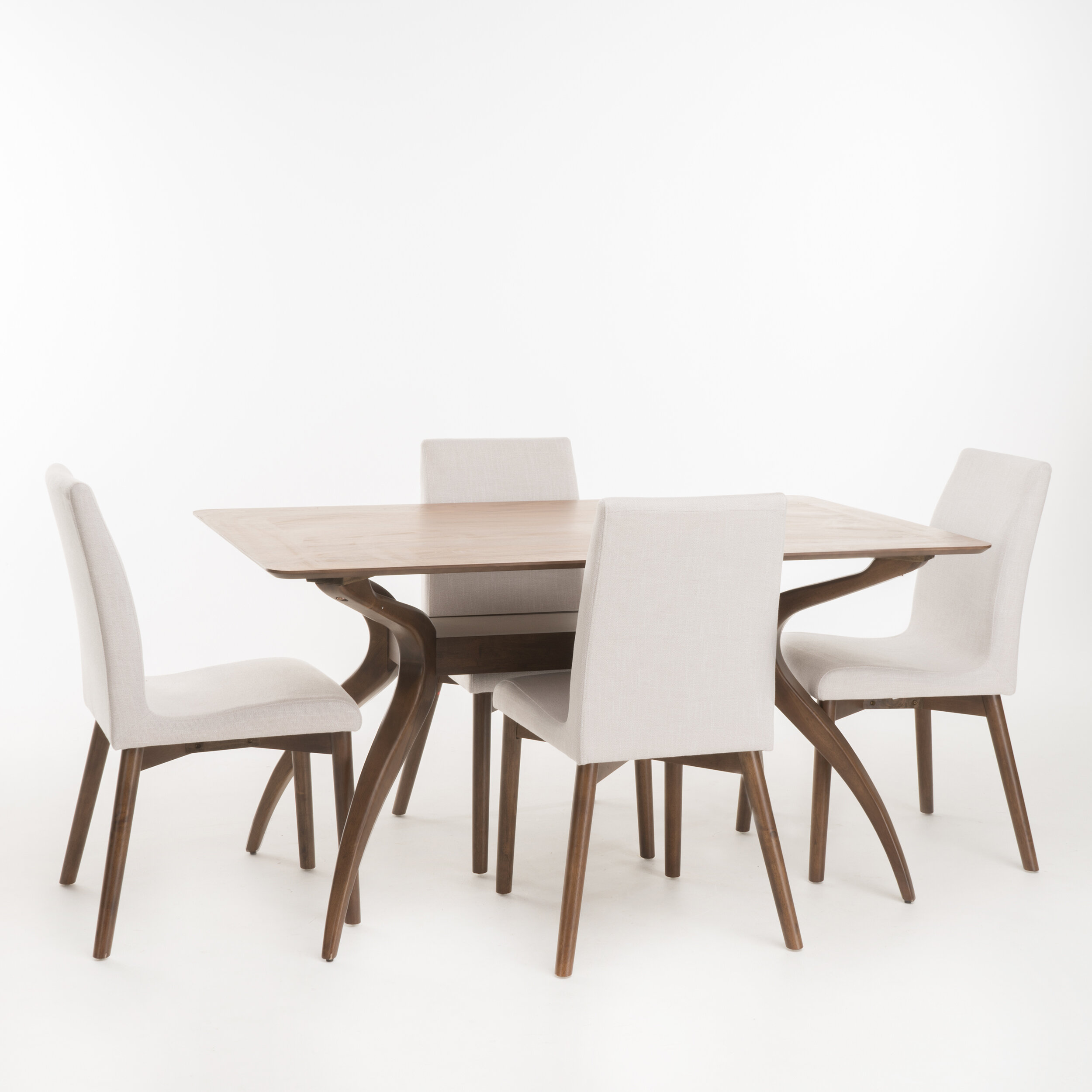 buy popular 41217 b463c Liles 5 Piece Dining Set