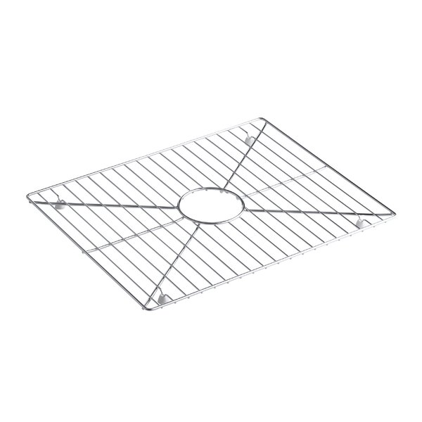 Stages Steel Sink Rack, 19 x 15-1/16 for Stages 33 Kitchen Sink by Kohler