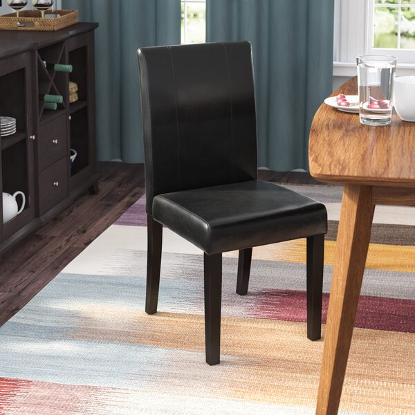 Kasey Upholstered Dining Chair (Set of 2) by Winston Porter